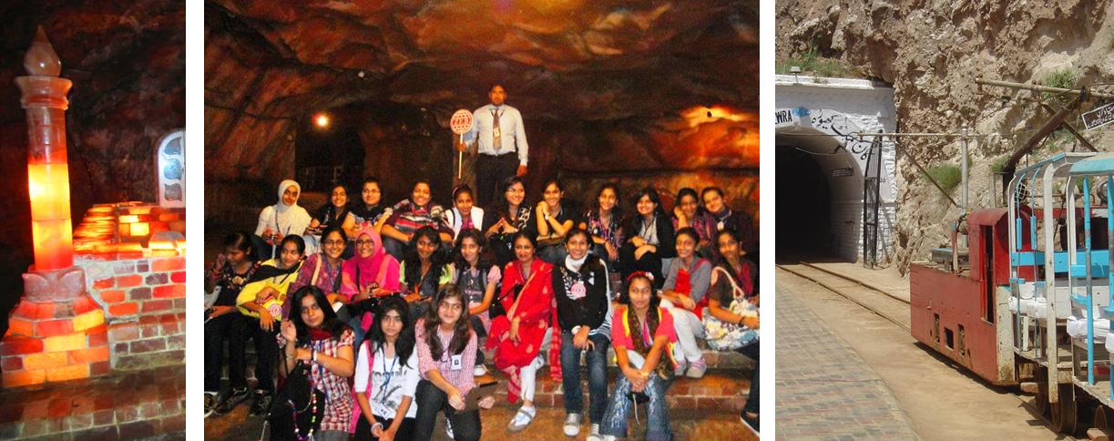 Lahore – Khewra Salt Mines- Katas Raj-