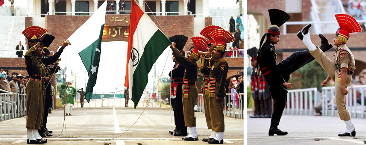 Lahore Ghanda Singh Pakistan- Indian Border-2