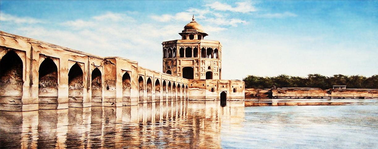 Lahore- Hiran Minar_01